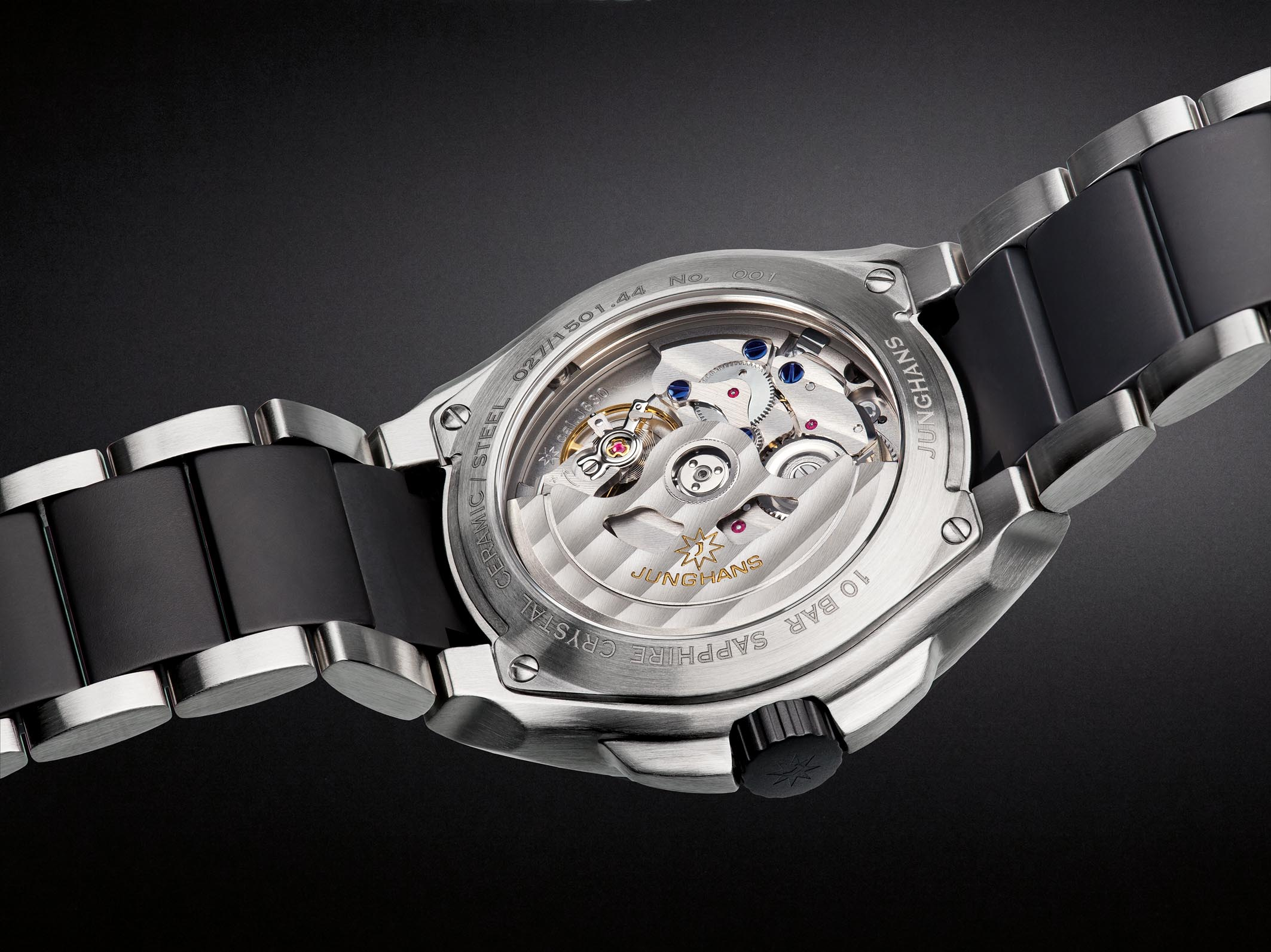 Dare to be different! Junghans Spektrum Automatic