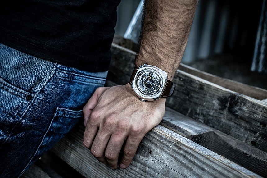 SevenFriday and an astonishing new timepiece !