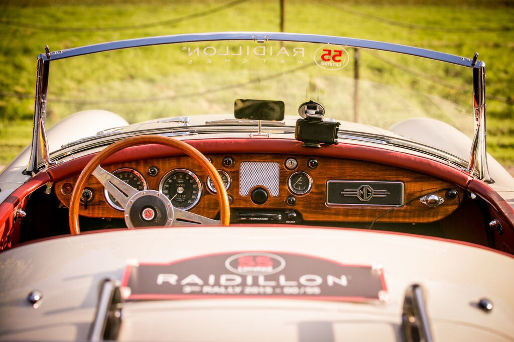 Start your Engines! The 3rd edition of the Raidillon Rally!