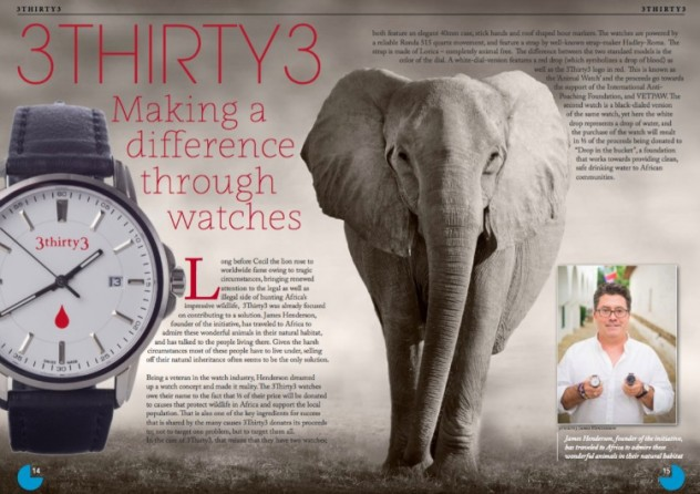 3Thirty3 in Watchisthis! Magazine