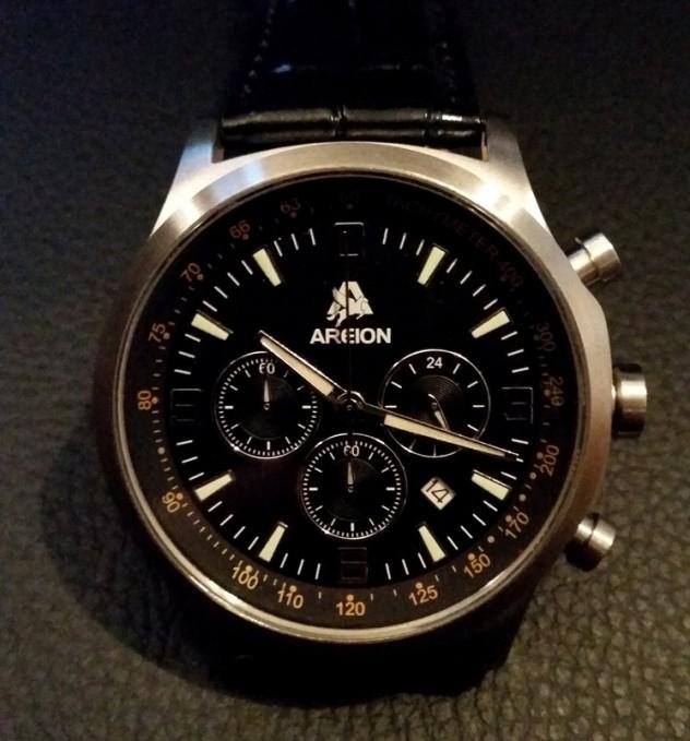 Areion Black
