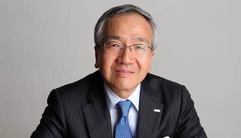 Citizen CEO Toshio Tokura