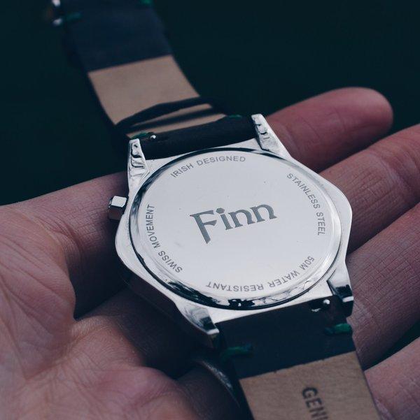 Finn watch back