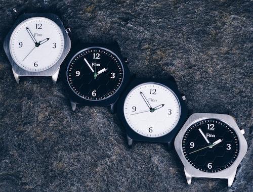 Four Finn Watches