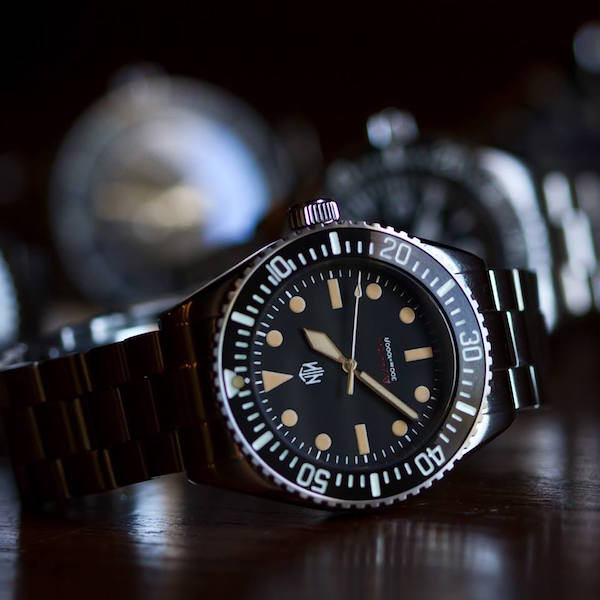 NTH Watches: Submariner Homage