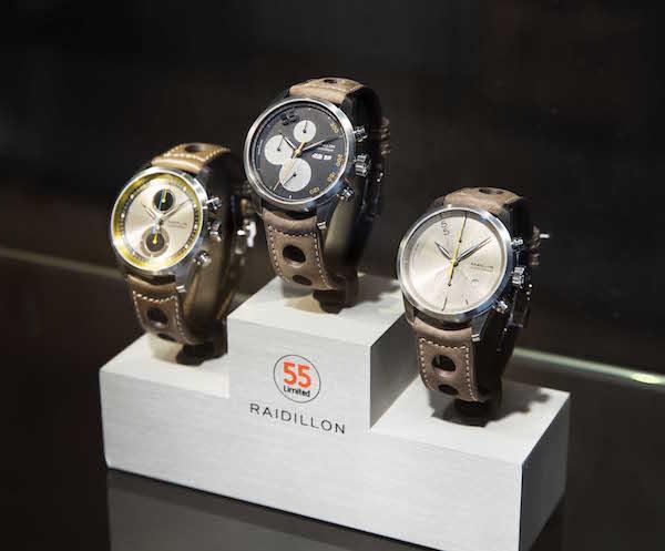 Radillion watches