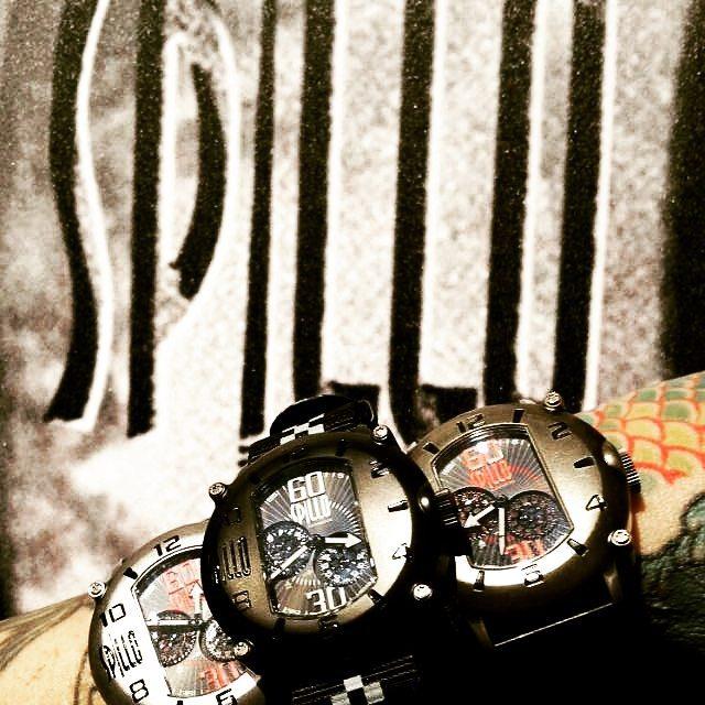 Spillo: When Speed Demon's Make Watches