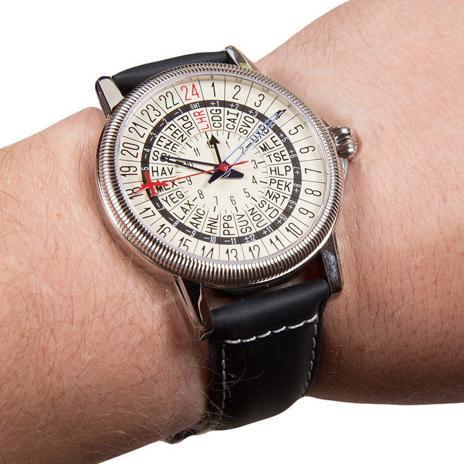 Traveling With No-Watch