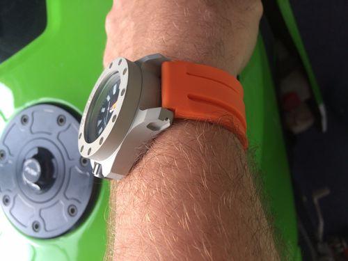 Triggerfish II wristshot