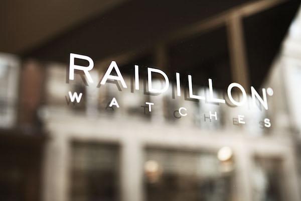 Raidillon Opens Boutique In Antwerp