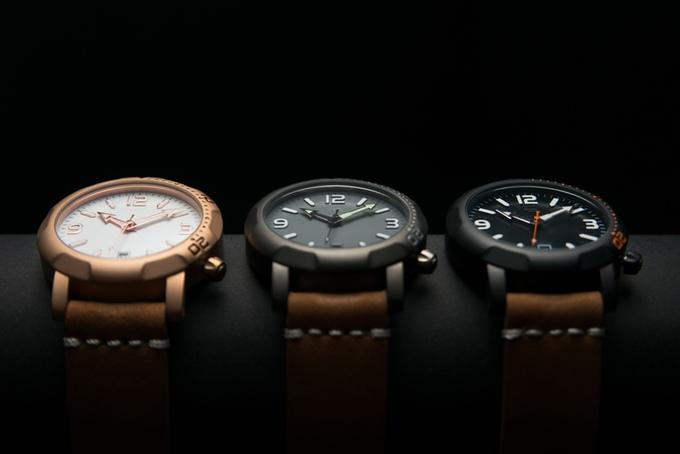Scuro Watches: Bringing Titanium To Kickstarter
