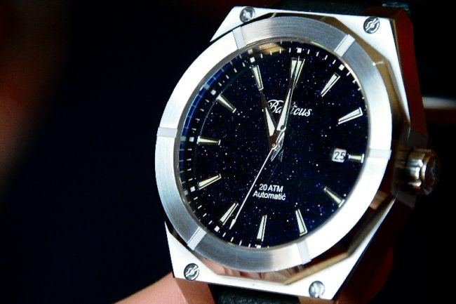 Balticus Star Dust: Staring At The Dial