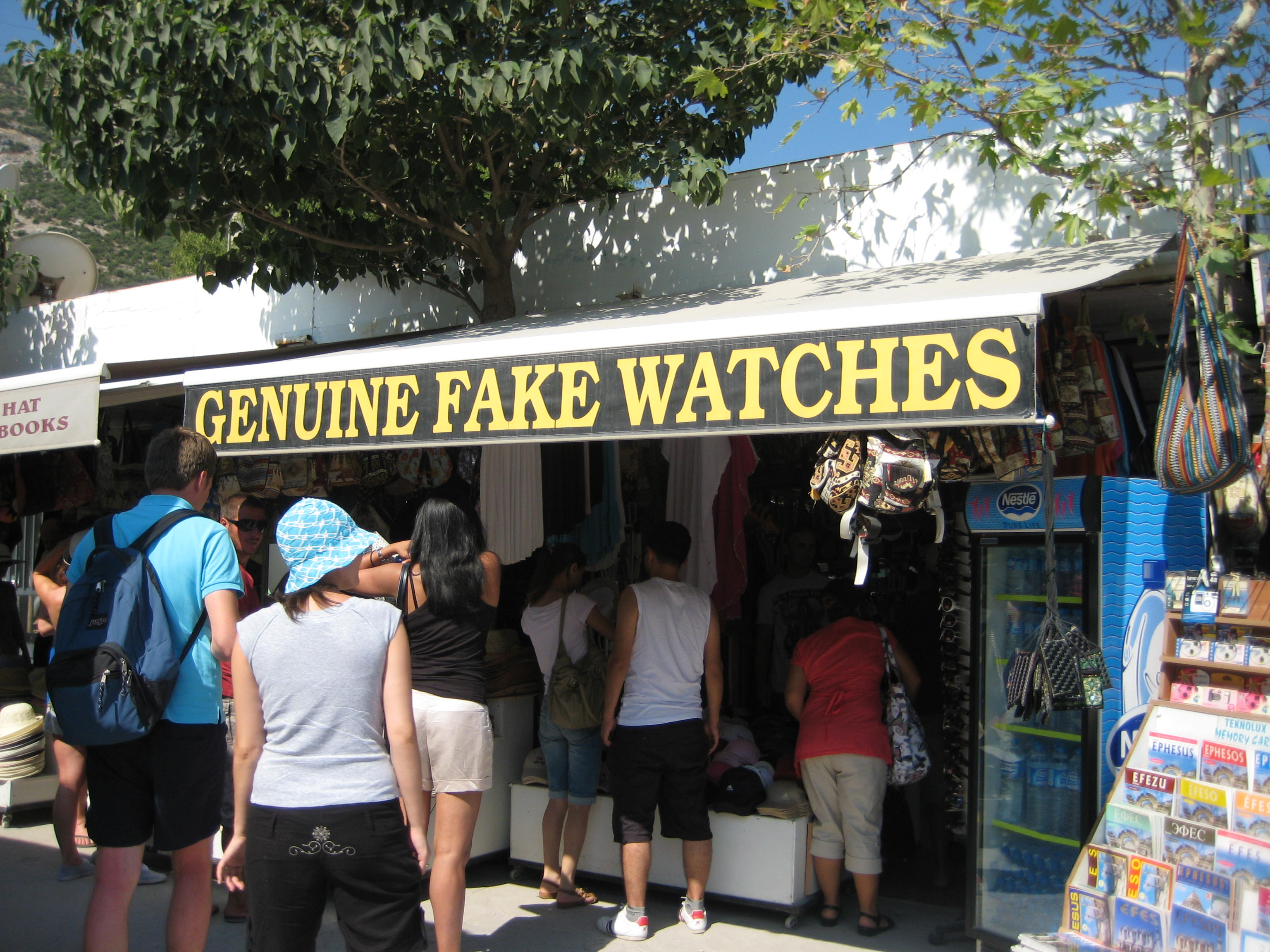 Why Fake Watches Are For Losers