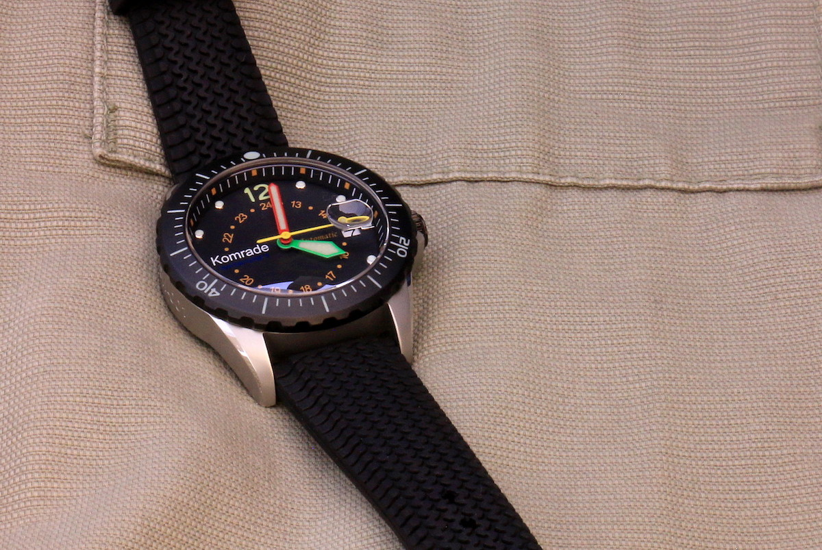 Military Divers watch (2)