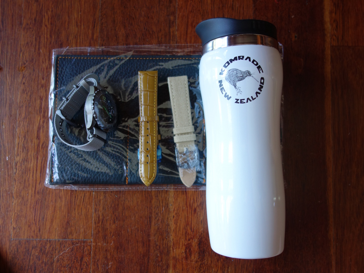 Military Field Diver package