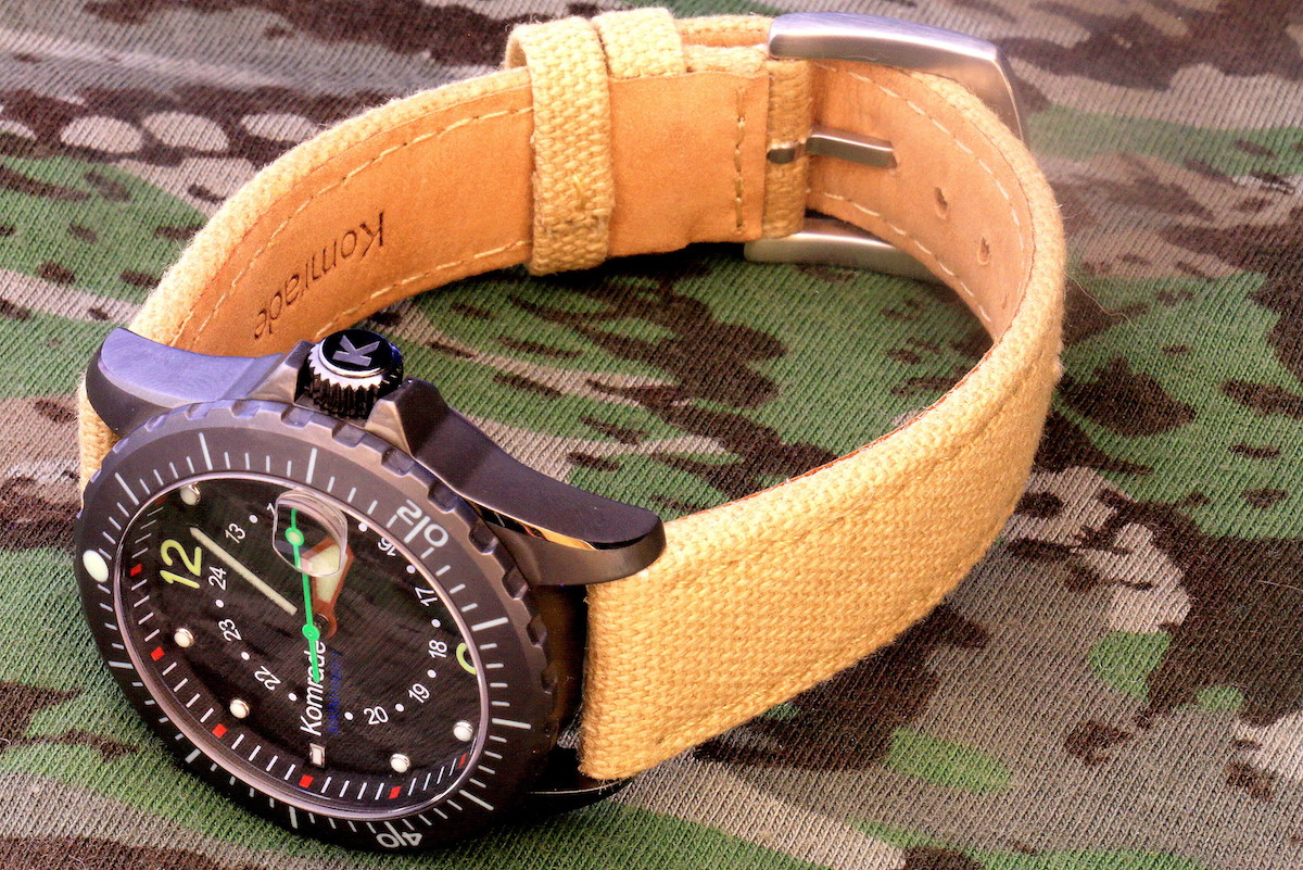 Military Field Diver