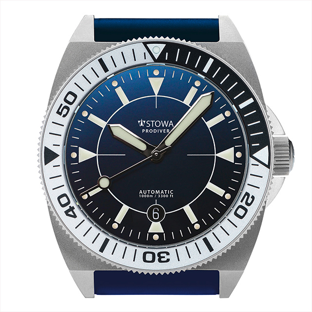 Stowa Prodiver Blue Limited; Their Ultimate Diver