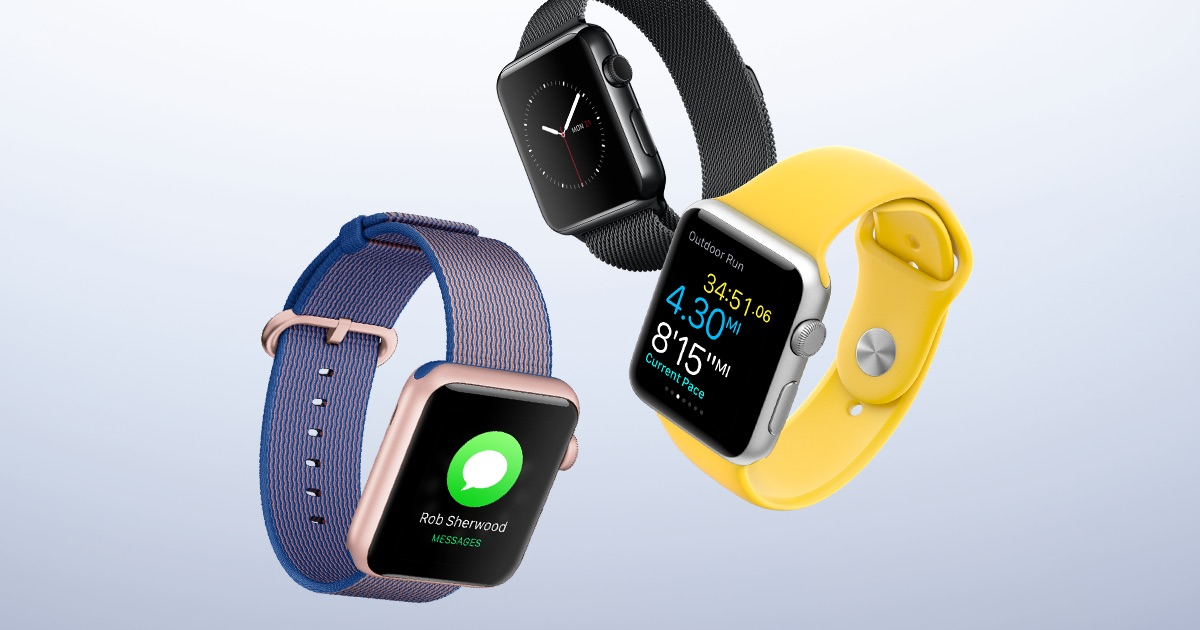 Apple Is About To Launch The Apple Watch 2