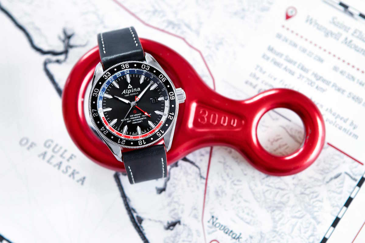 Alpina Introduces Alpiner GMT Business Timer