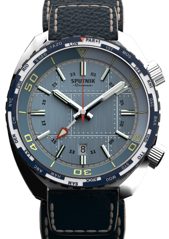 GMT Ice Blue