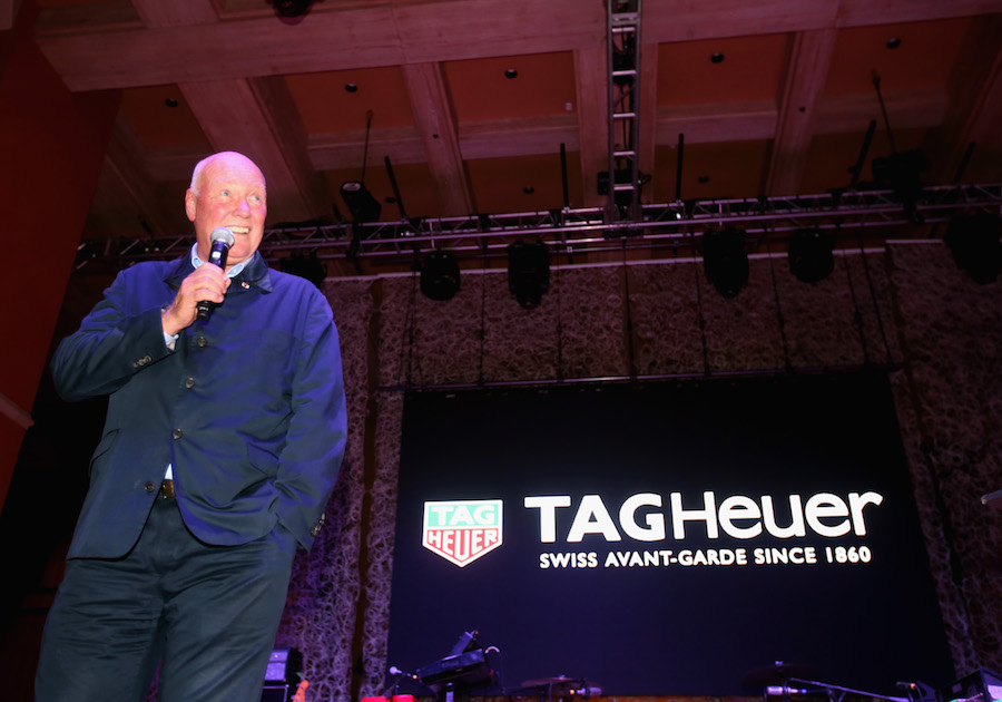 TAG-Heuer CEO Jean-Claude Biver