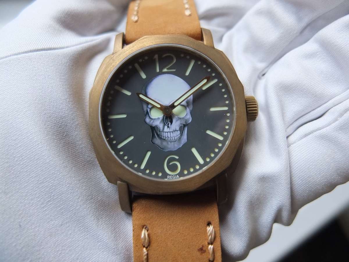 The Patina Project With Regia Timepieces: Episode II