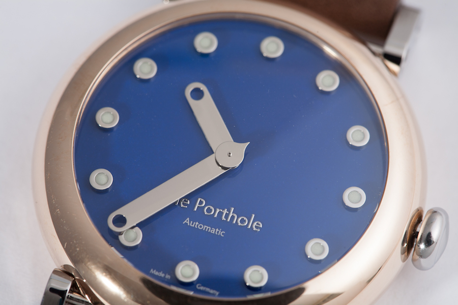 The Porthole by Pheidippides watches