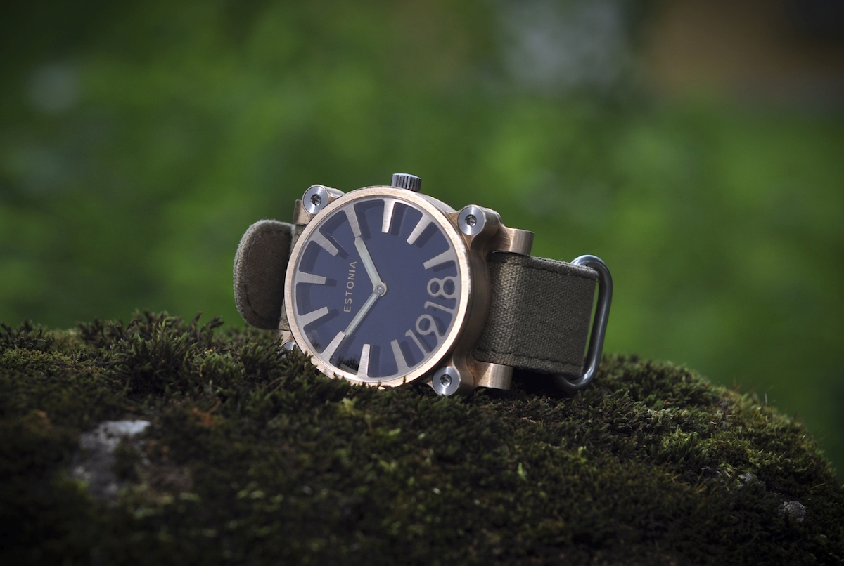 Estonia 1918: Celebrating With A Special Watch