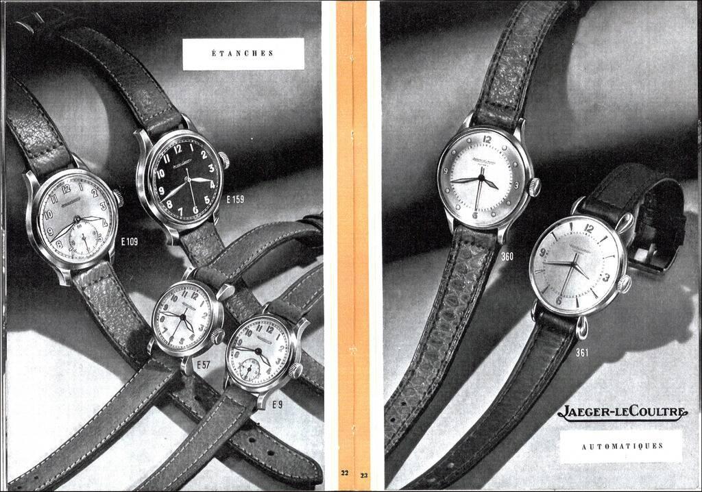 Jaeger-LeCoultre E109