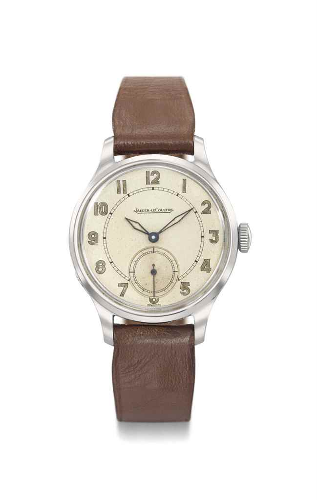 Affordable at Auction: Jaeger-LeCoultre ref. E109