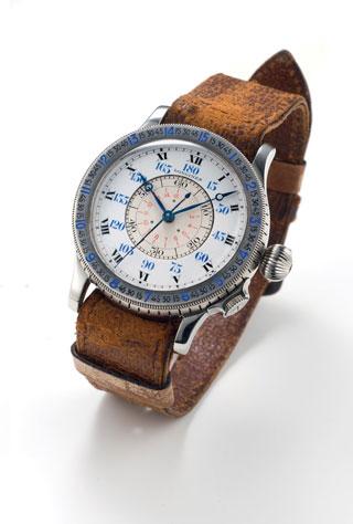 Original 1932 Longines Lindbergh Hour Angle
