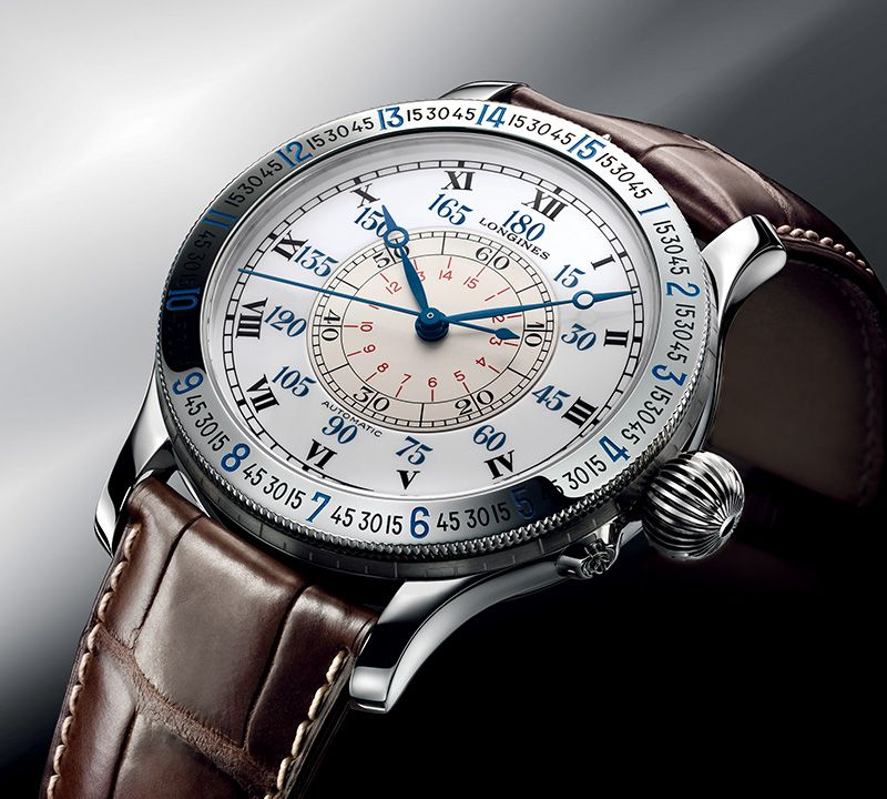 Affordable at Auction: Longines Lindbergh Hour Angle