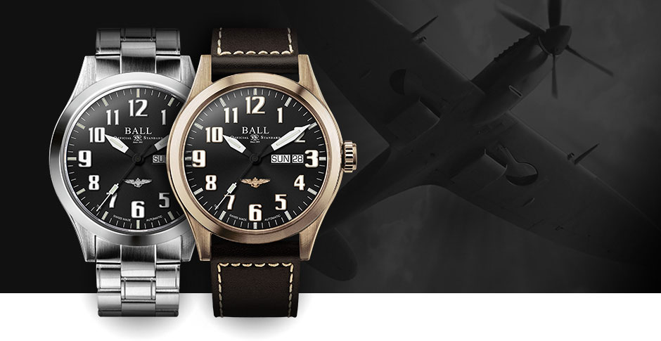 Ball Engineer III Silver & Bronze Star: Rugged Quality