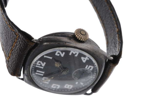 100 Year Old Wrist Watch, Do You Dare?