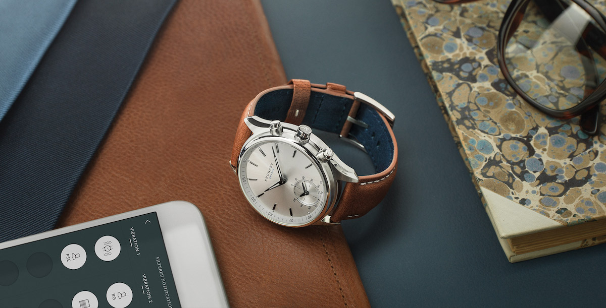 Kronaby: Sweden's Smartest Watch