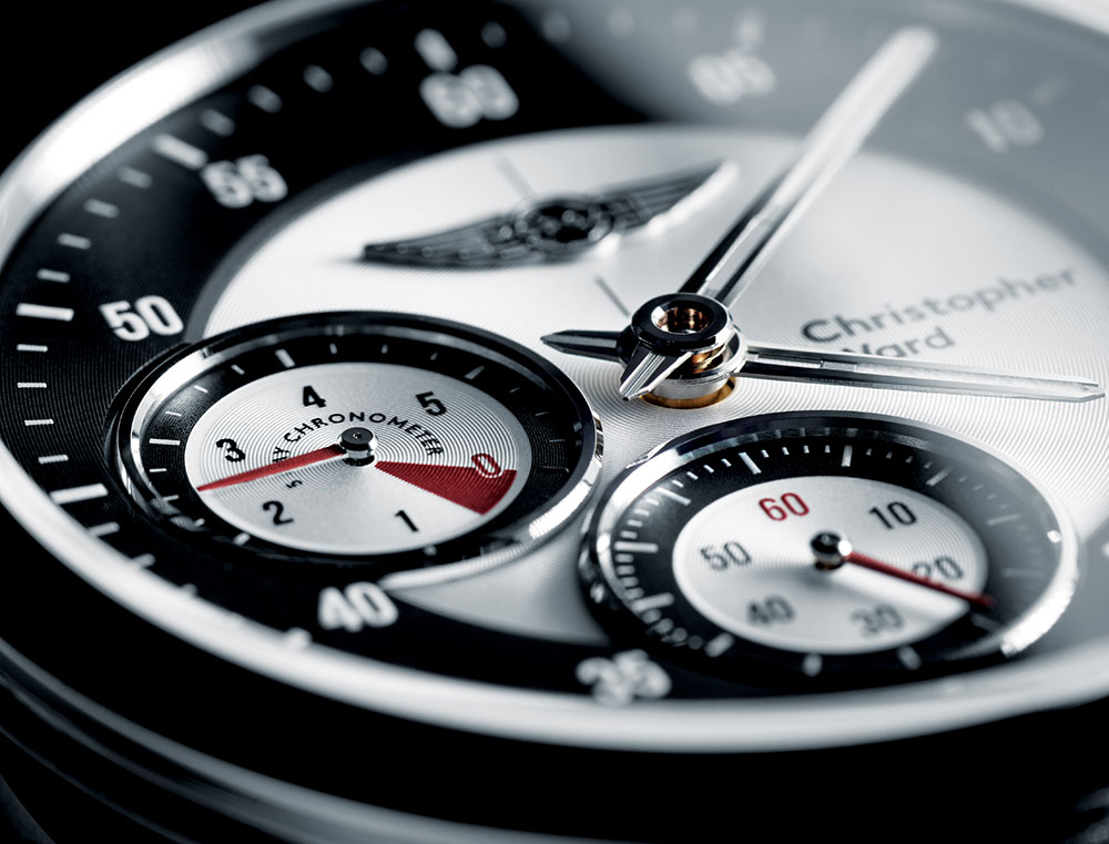 When Christopher Ward and Morgan Motor Company team up