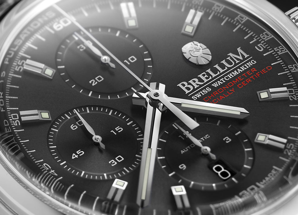 Introducing the Brellum Duobox Chronomètre Black Edition