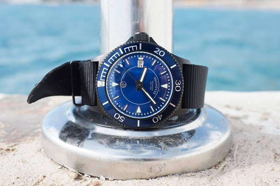 Damien Koch – Owner and Designer of HOF Watches