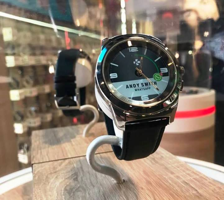 The perfect hybrid smartwatch? ZETime by MyKronoz Switzerland