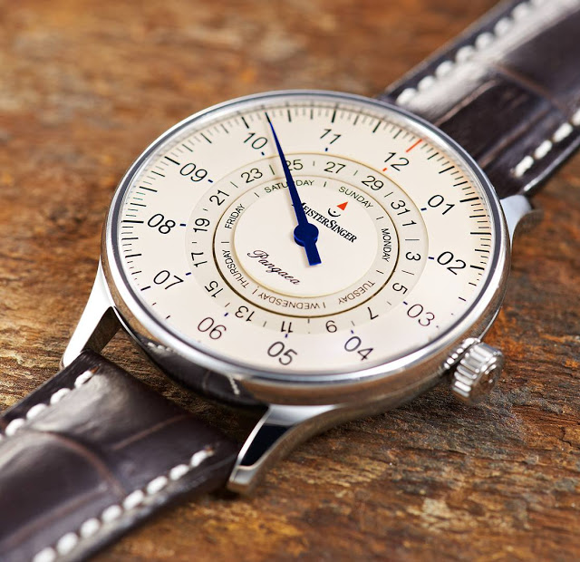 Watch I Love : Pangaea Day Date by Meistersinger