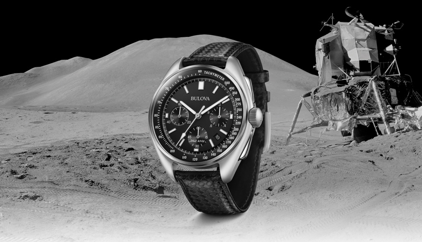 The Moon Watch by Bulova