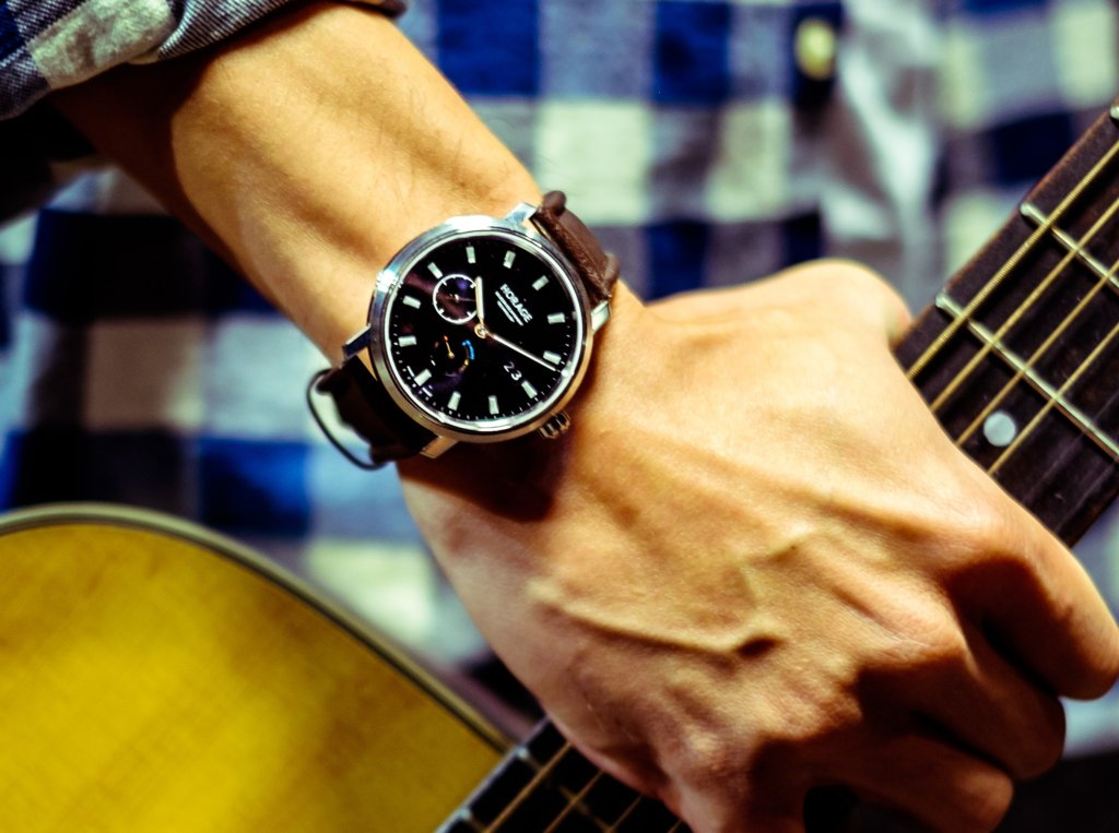 4x4x3 = Horage Multiply – a great watch and a successful Kickstarter campaign