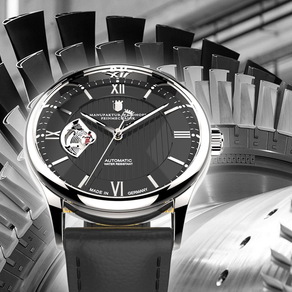Manufaktur Waldhoff Regent black