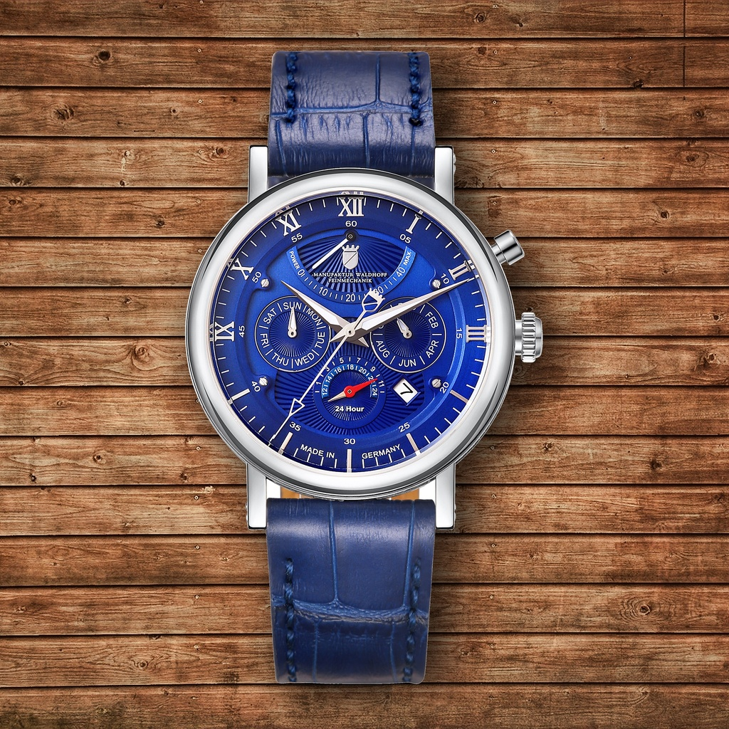 Waldhoff Multimatic - Royal Blue -