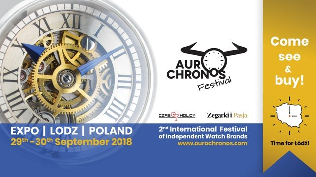 The Aurochronos Festival in Lodz is back for a 2nd edition