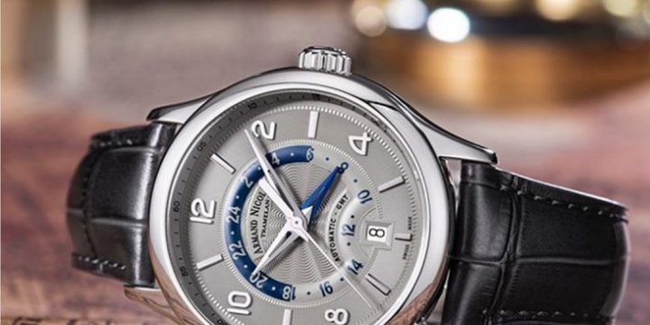 Armand Nicolet presents the M02 collection