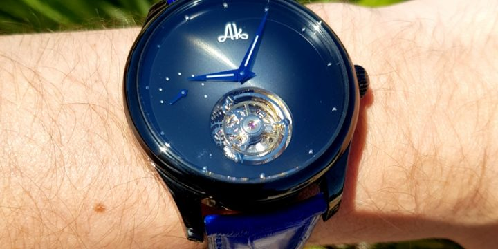 Astbury & Kent Stellaris – A tourbillon for all