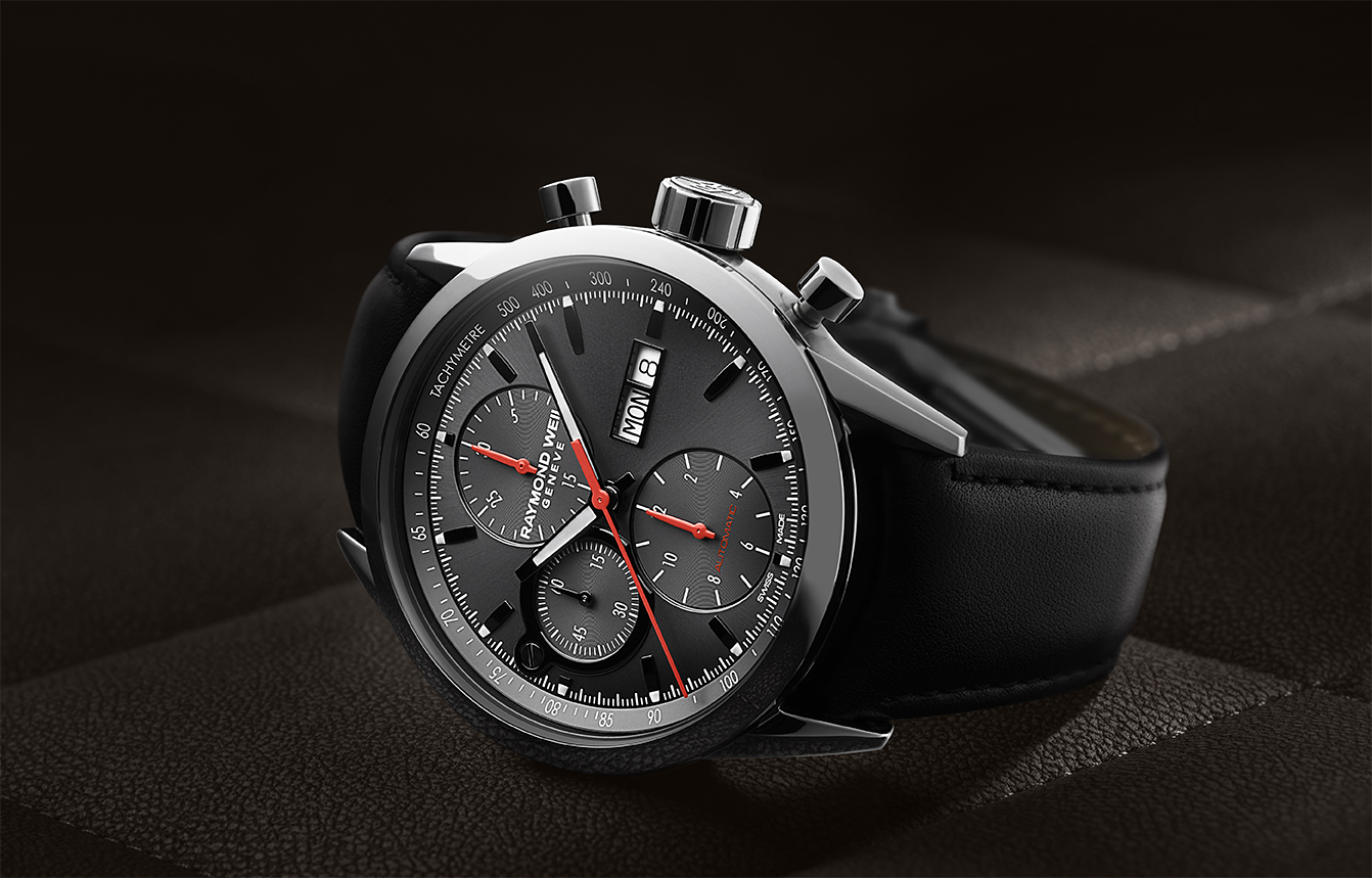New Raymond Weil Freelancer; The Elegance of an Independent