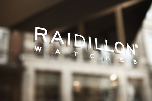 Raidillon Opens Boutique In Antwerp