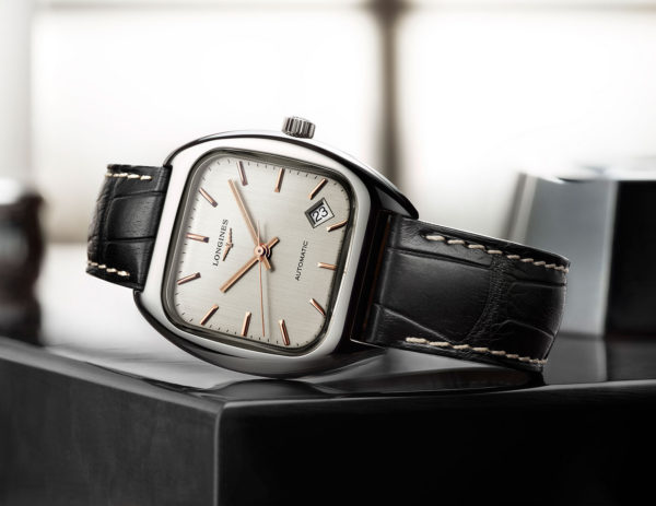 Longines Heritage 1969: Too Cool For School
